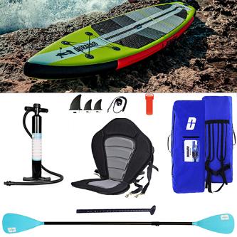 Accesorios tablas paddle surf