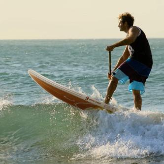 Capacidad carga paddle surf