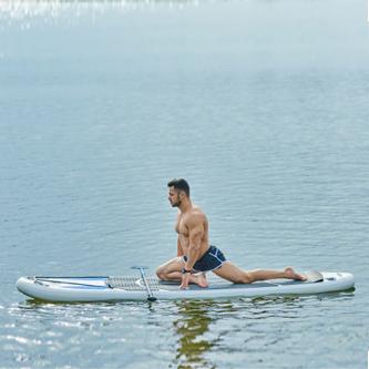 Capacidad de carga de las tablas de paddle surf