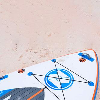 Carga tablas de paddle surf