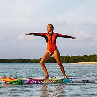 Dimensiones de la tabla de paddle surf