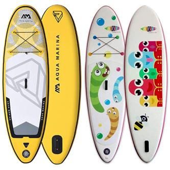Diseño tablas paddle surf