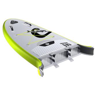 Estructura interior tablas paddle surf