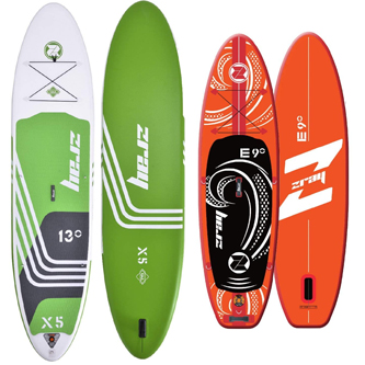 Longitud de la tabla paddle surf