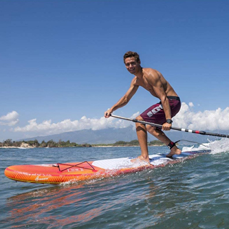 Longitud tabla paddle surf