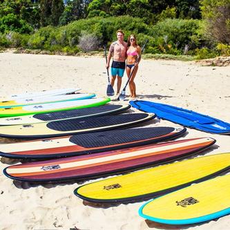 Medidas tabla de paddle surf rígida