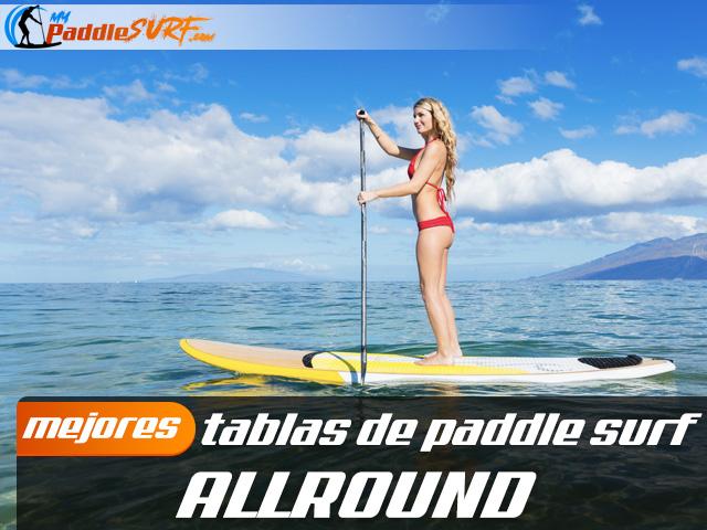 Tablas Paddle Surf Allround