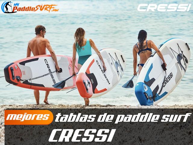 Tablas Paddle Surf Cressi