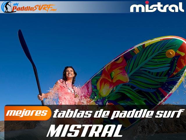 Tablas Paddle Surf Mistral