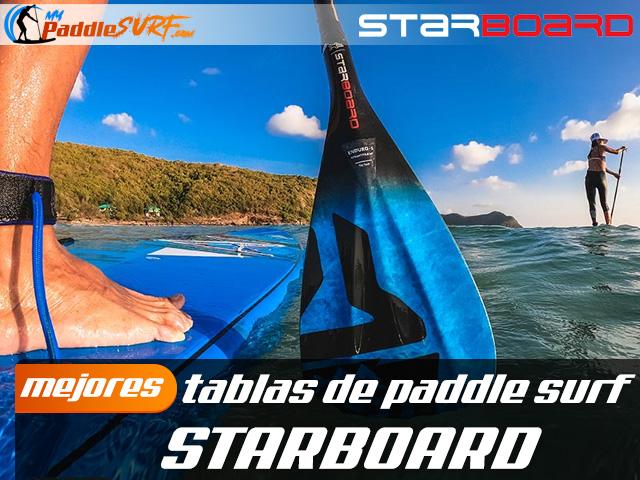 Tablas Paddle Surf Starboard