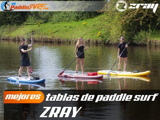 Tablas Paddle Surf Zray