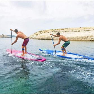 Nivel de experiencia en paddle surf