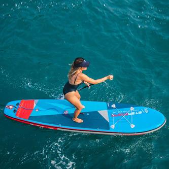 Paddle surf principiante