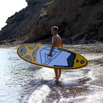 Portabilidad tablas paddle surf