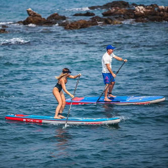 Propósito de tu tabla de paddle surf