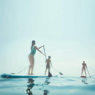 Remos tablas de paddle surf