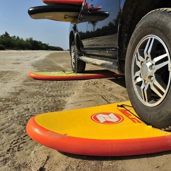 Resistencia tablas paddle surf Zray
