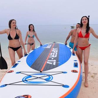 Tabla de paddle surf grande