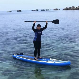 Tabla paddle surf Seaplus allround