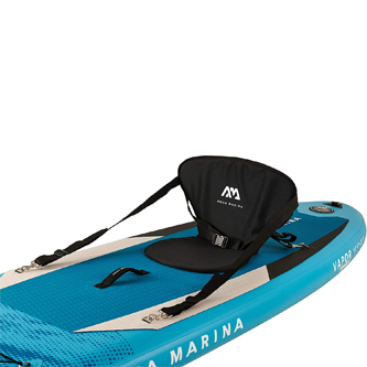 Tabla sup convertible en kayak